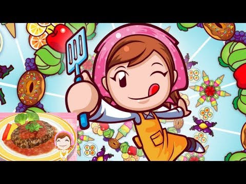 COOKING MAMA (1) - Hamburguesa -