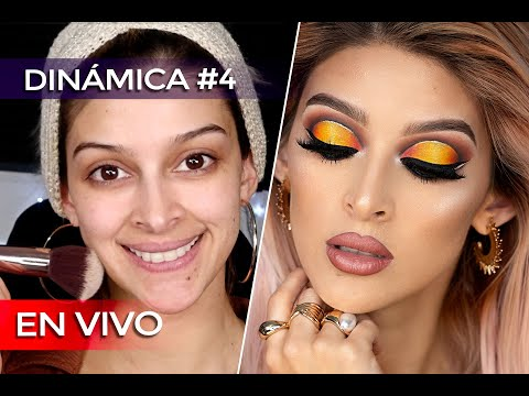 ▶️ EN VIVO MAQUILLAJE  | Cut Crease
