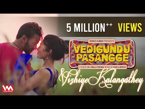 Video Vedigundu Pasangge - Vizhiye Kalangathey OST | Sathyaprakash, Sakthisree Gopalan download in MP3, 3GP, MP4, WEBM, AVI, FLV January 2017