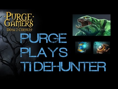 plays - Tidehunter offlane is one of the strongest offlane heroes in the game right now! His ability to bully his way into exp gain and translate that into a strong teamfight or kill means that he...
