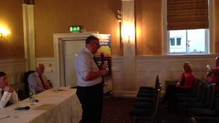 Business for Scotland - Greenock Referendum Discussion