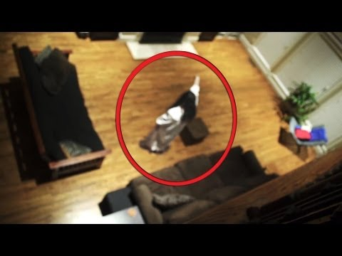 Ghost Caught on Video Tape (Lost Tape 20)