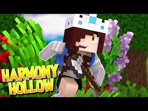 THE BEGINNINGS | Harmony Hollow SMP Ep. 1