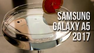 Smartphone-urile din seria A de la Samsung au deja o regulă. Ele iau aspectul exterior al ultimului flagman, câteva idei noi pentru viitorul flagman + ceva ...