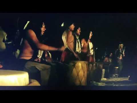 Lone ranger death dance (war dance) scene
