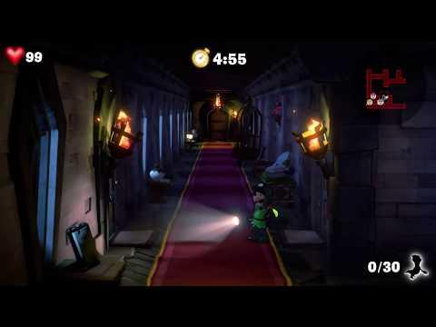 Trailer pour le premier DLC  de Luigi's Mansion 3