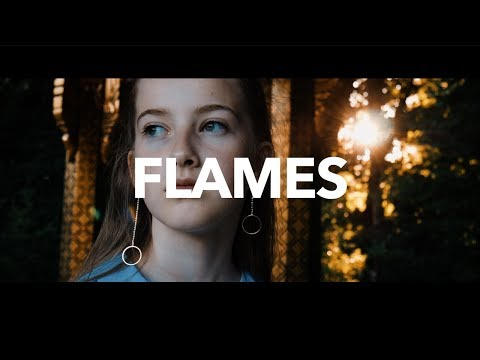 David Guetta & Sia - Flames [Cover By Jouline]