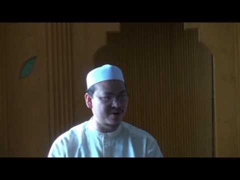 Ceramah Ustaz Zaharuddin Abdul Rahman 2/12
