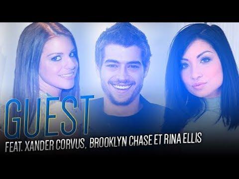 Xander Corvus, Brooklyn Chase et Rina Ellis - Manuel Ferrara (видео)