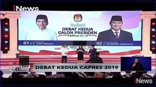 Download Video [FULL] Debat Kedua Calon Presiden Pemilu 2019 Part 01 - Pemilu Rakyat 17/02 MP3 3GP MP4