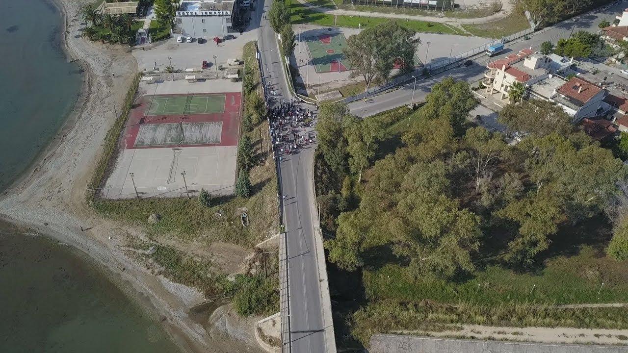 Αποκλεισμός γέφυρας στη Νέα Κίο στην Αργολίδα για την ανεξέλεγκτη παραβατικότητα στην περιοχή