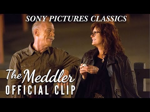 The Meddler (1st Clip 'Boundaries')