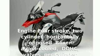 7. BMW R 1200GS -  superbike Info Specs Specification motorbike Top Speed Transmission Details