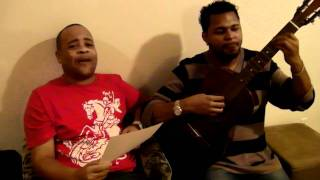 Samba Inédito dos parceiros Moisés Santiago & Marrom Nassor.