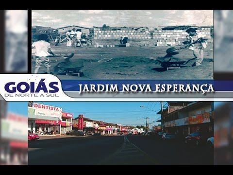 Goiás de Norte a Sul - Jardim Nova Esperança - 23/07/2016