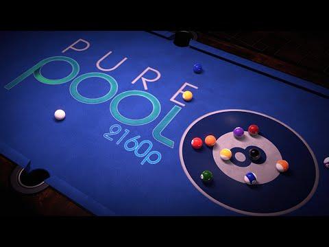 Pure Pool PC Gameplay 4K 2160p