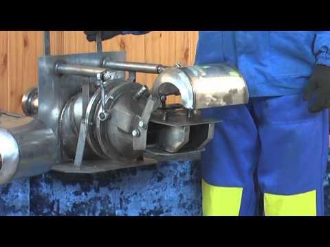 Водометные лодочные моторы своими руками