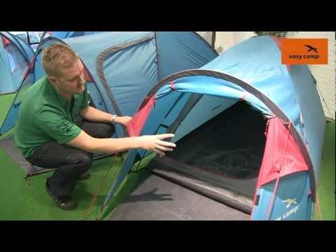 Відеоогляд універсальної палатки Easy Camp Quasar 200