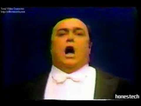 Rudolph Bing Gala Lucia di Lammermoor : Sutherland and Pavarotti sing the Lucia-Edgardo duet.