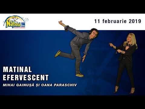 Matinal efervescent - 11 februarie 2019