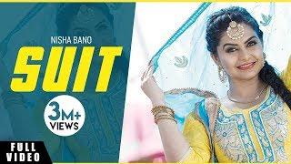 Video Suit   Nisha Bano   Full Song   Bunty Bains Productions   Brand New Song 2018 MP3, 3GP, MP4, WEBM, AVI, FLV Januari 2019