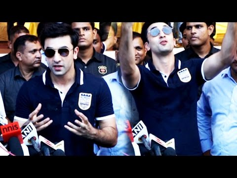 Ranbir Kapoor Gets Nostalgic On The Occasion of Ja