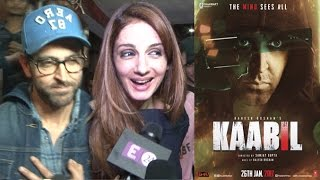 Kaabil Movie Review By Hrithik's Ex Wife Suzanne