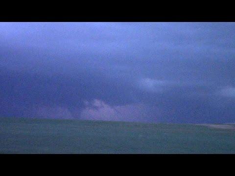 April 15, 2016 Eva, OK Tornado (видео)