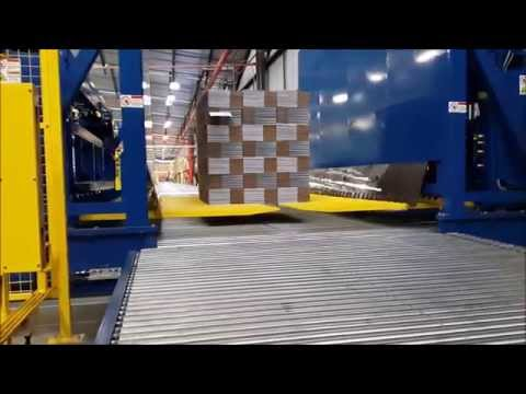 Watch the WSA Automatic Single Pallet Inserter in Action!