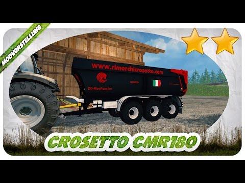 Crosetto CMR180 v1.0 John Deere