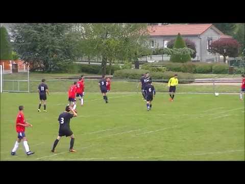 (1/2) - U17 - FC SEVENNE VS FAVIA AS RHODANIENNE
