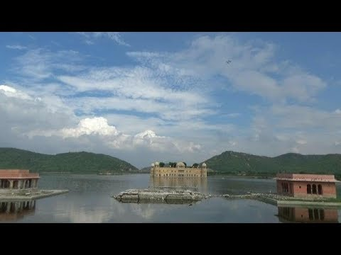 Video पानी के अन्दर के महल का रहस्य : जल महल :Jal Mahal , Jaipur ,Rajasthan Tourism, India download in MP3, 3GP, MP4, WEBM, AVI, FLV January 2017
