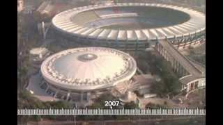A História do Estádio Jornalista Mário Filho, o Maracanã (GloboEsporte.Com)