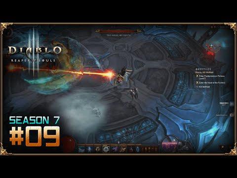 Diablo 3 - Season 7 - HC Wizard (Tal Rasha's Disco Inferno) #09