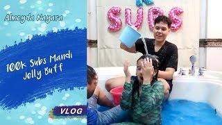 "Video Alhamdulilah 100K Subs ""Mandi Gelli Baff Bareng Abang."" MP3, 3GP, MP4, WEBM, AVI, FLV Agustus 2017"