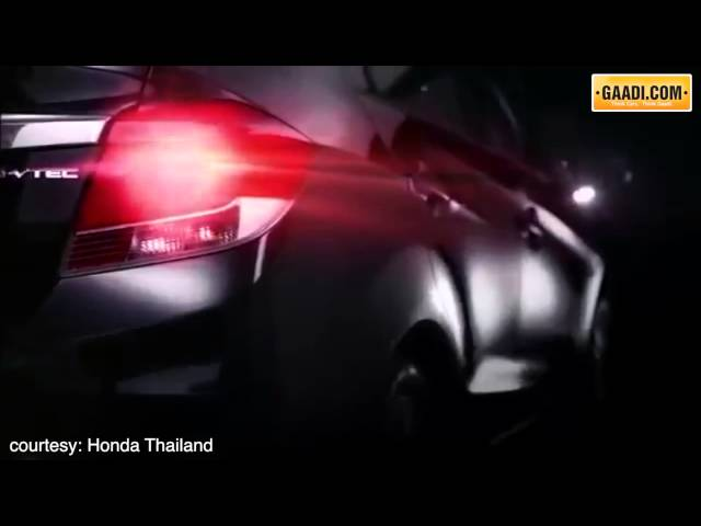 Review of Honda Amaze