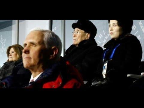 Absage für Mike Pence: Nordkorea lässt Treffen mit US ...