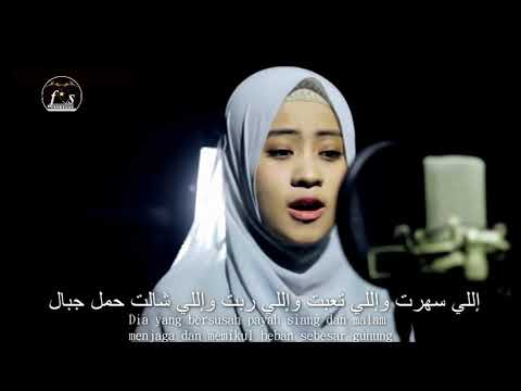 El-Mighwar Gambus - Ai khodijah - Ummi Tsuma ummi (With Lyrics)
