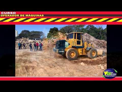 CURSO DE DE MÁQUINAS PESADAS EM MANDIRITUBA