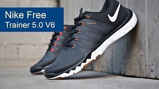 Nike Free Trainer 5.0 V6 - фото
