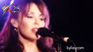 Kylie Minogue K25 - Finer Feelings Teaser Clip