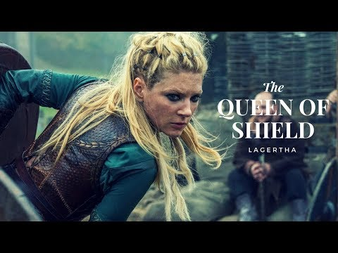 Lagertha || Queen Of Shield (Vikings)