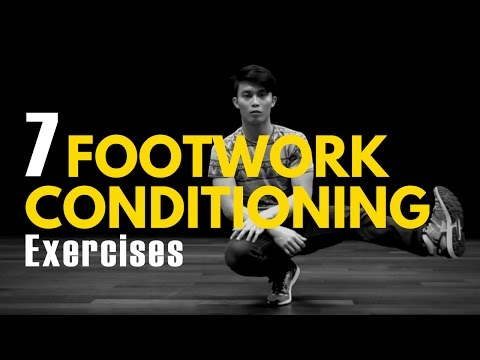 Bboy Tutorial   7 Conditioning Exercises to Improve Your Footwork   BreakDance Decoded