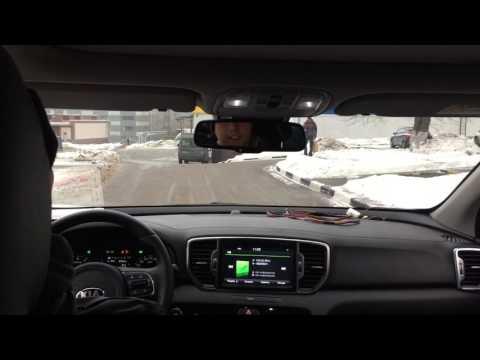 Autonomous Driving Test
