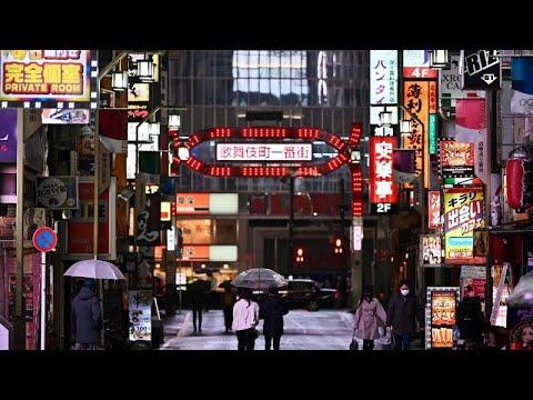 Ιαπωνία – Covid-19: «Μην πηγαίνετε σε μπαρ»