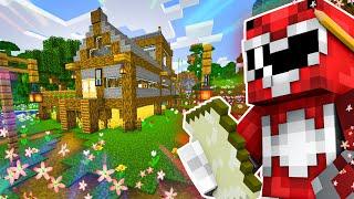 ORA IL MIO VILLAGGIO SPACCA!! MIGLIORO LA MIA VILLA! Minecraft Ita Anima #21