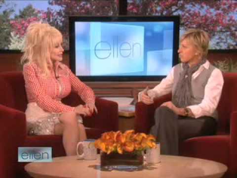 Ellen DeGeneres Naked