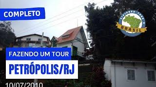 Petropolis RJ passeio pela cidade