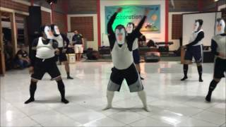 Pinguin Dance by Buncit Genks
