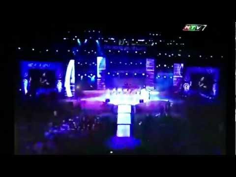 [Camcorder] Liveshow Đan Trường 2012 Con Sóng Yêu Thương - HTV7